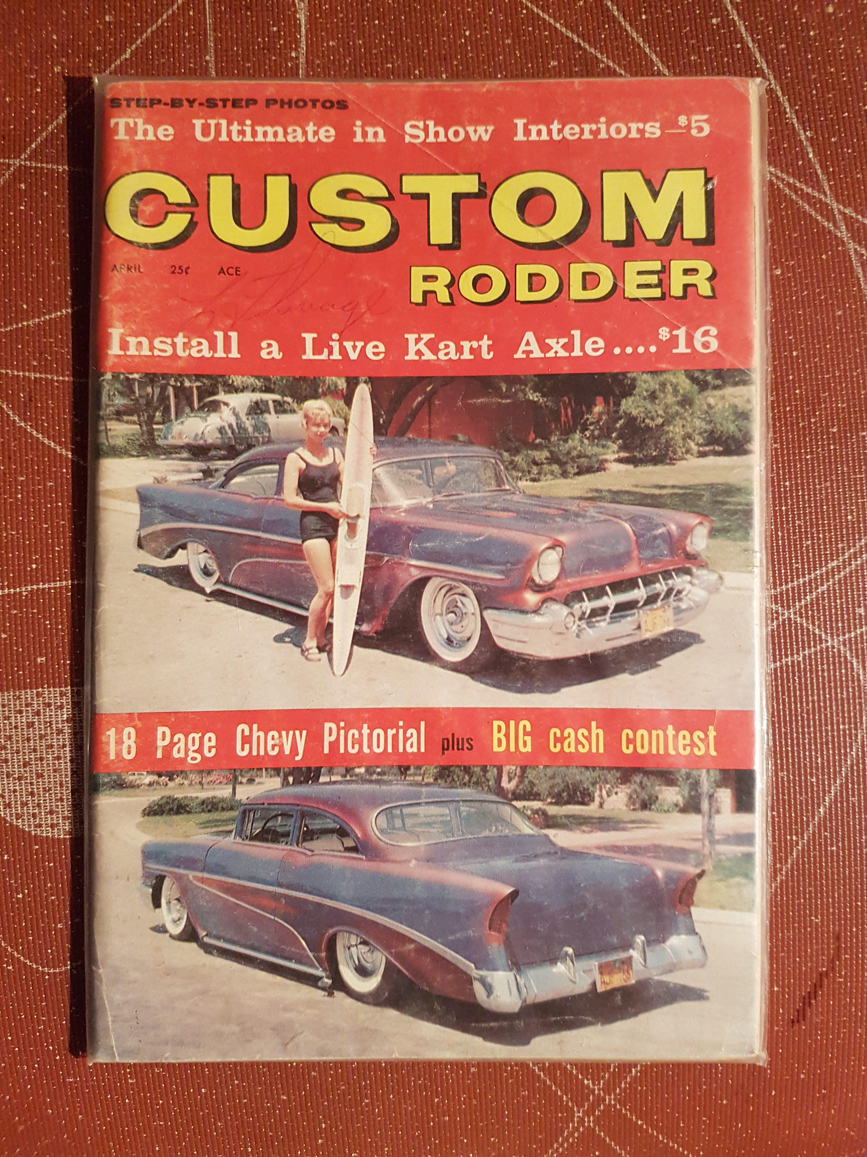 Litterature Magazines   Tornado Vintage