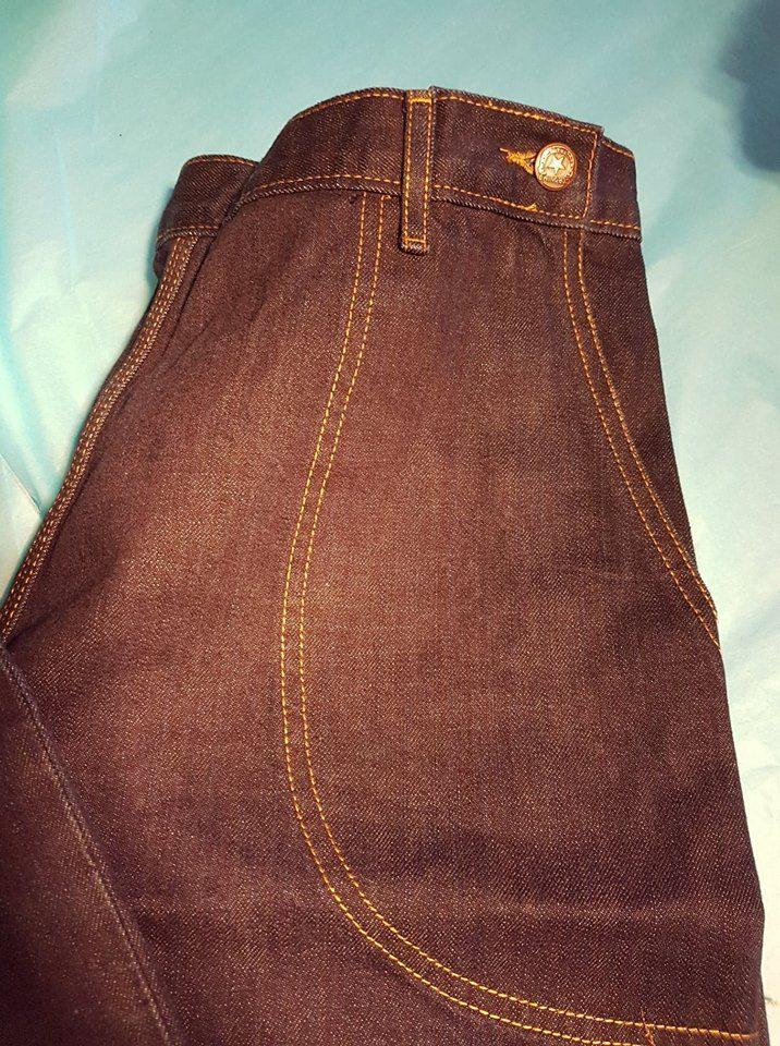 349dc49c82629 Geronimo Brand Ladies High Waisted Jeans