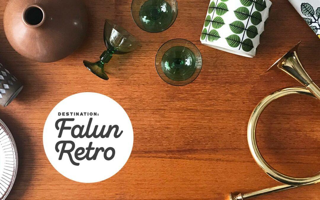 Destination: Falun Retro Sön 14 april