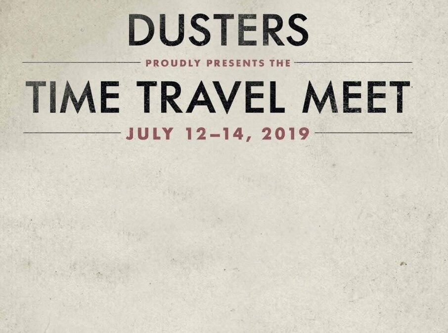 Dusters Time Travel Meet July 12-14 July 2019