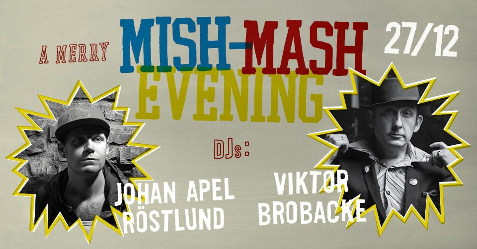 A Merry Mish-Mash Evening 27/12